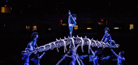 Cirque du Soleil přivezou do Prahy show inspirovanou snímkem Avatar