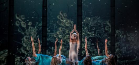 Divadelní Malá mořská víla vás na moment vrátí k dětské bezstarostnosti