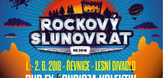 Rockový Slunovrat 2018 slibuje velké hvězdy české i zahraniční scény, letos bude trvat dva dny