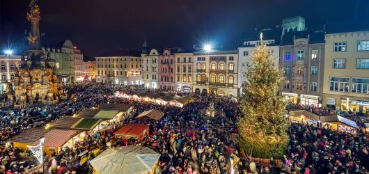 5 míst, které navštívit v předvánoční Olomouci