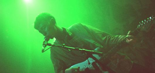 He OOZed, we OOZed. King Krule si získal Roxy