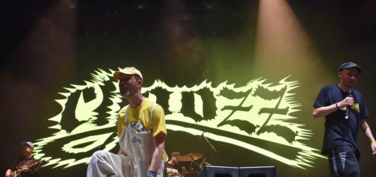 Rapová legenda Chaozz nezklamala ani v Praze