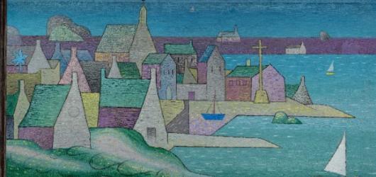 Inspirováni Gauguinem i Sérusierem. Národní galerie mapuje působnost českých umělců v Bretani na přelomu 19. a 20. století