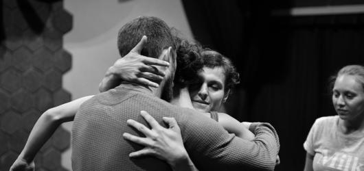 Taneční soubor Lenka Vagnerová & Company představí divákům nové představení Než vše začalo…