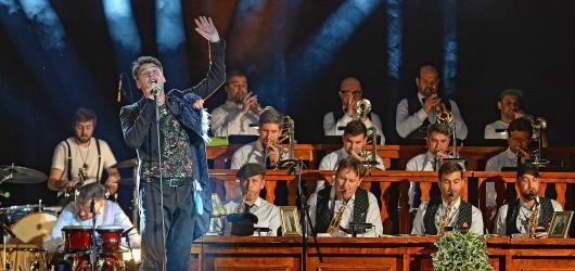 Vojtěch Dyk a B-Side band zvou na koncert ve Valticích