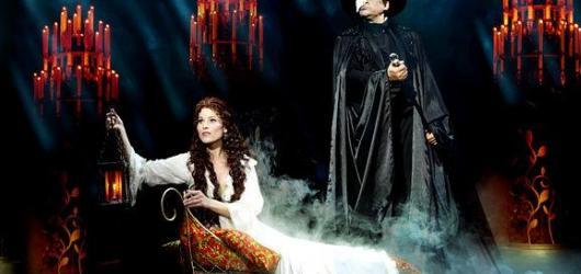 Fantom opery oprášil kulisy a opět vládne české muzikálové scéně