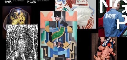 Nová expozice meziválečného umění a pět vernisáží. Opening \'18 v Národní galerii v Praze už za týden