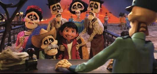 Coco: kouzelný příběh o dobrodružné cestě do říše mrtvých