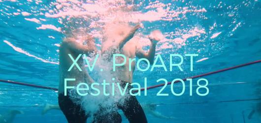 ProART Festival letos láká na motto Ponoř se do umění