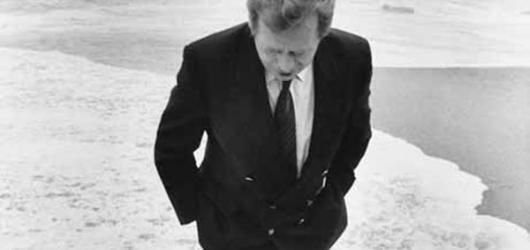Osobnosti známé i neznámé. Herbert Slavík vystavuje Tváře Česka na Staroměstské radnici