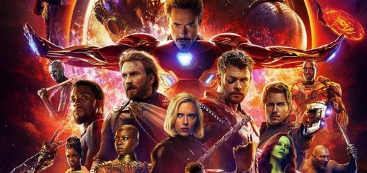 Největší komiksová týmovka se blíží. Thanos v novém traileru na Avengers klepe na dveře
