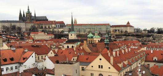5 tipů na skvělé pražské výhledy