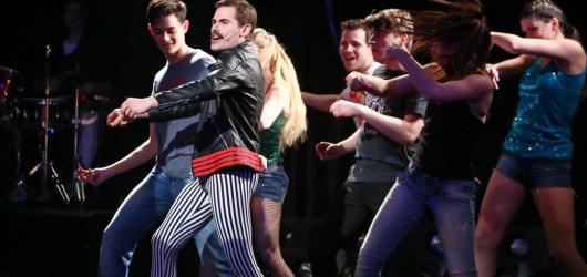 Muzikál Freddie je spíše koncertem s útržky ze života slavného muzikanta