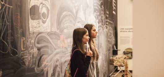 Nový Artpark v Galerii Rudolfinum provede návštěvníky současným uměním a připomene i historické souvislosti