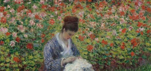 Podzimní výstavy u sousedů: retrospektiva Clauda Moneta i malby z renesanční Florencie