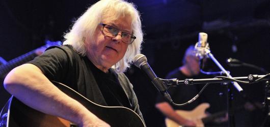 Legendární muzikant Vladimír Mišík zavítal po letech do Zlína