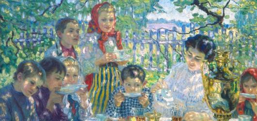 Ruské umění z přelomu 19. a 20. století představuje ostravská galerie