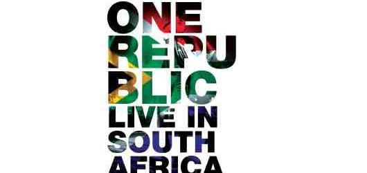 OneRepublic vydávají DVD Live In South Africa