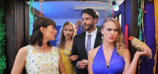 Muži kontra ženy v zoufalém filmu Filipa Renče