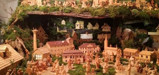 Kam na výlet mezi svátky? Za betlémy, do skanzenu, na hrad i na hory