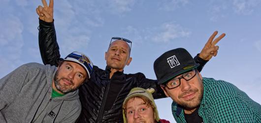 Kapela Wohnout představila nový videoklip a chystá vydání alba. Živě ho představí na podzimním turné