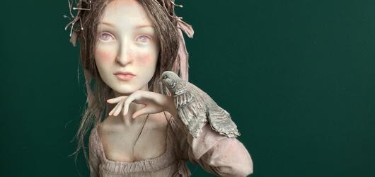 Umělecké panenky, medvídci i starožitné hračky zaplní o posledním listopadovém víkendu Slovanský dům