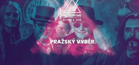 Pražský výběr představí na Metronome Festivalu Prague 2019 unikátní repertoár i hosty