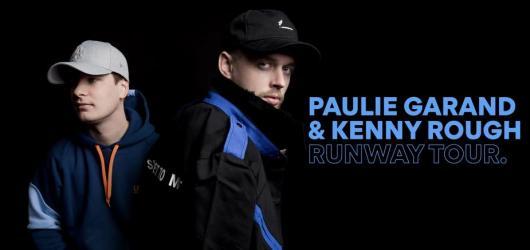 Paulie Garand a Kenny Rough vyráží na turné!