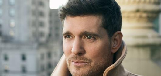 Michael Bublé vydal novou nahrávku. Po pěti letech se s ní vrátí i do Prahy