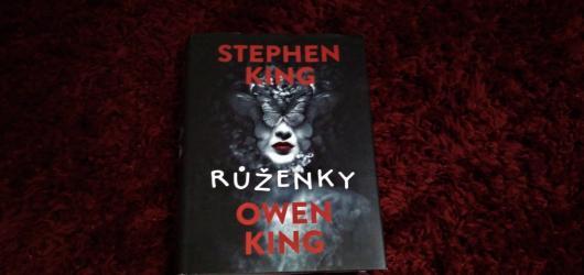 Růženky: nová kniha Stephena Kinga uspí nejen postavy, ale i čtenáře