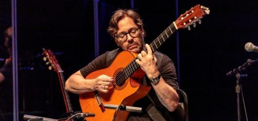 Olomouc navštíví Al Di Meola, jeden z nejlepších současných jazzových kytaristů
