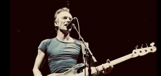 Sting se vrátí do Česka. Tentokrát už bez Shaggyho