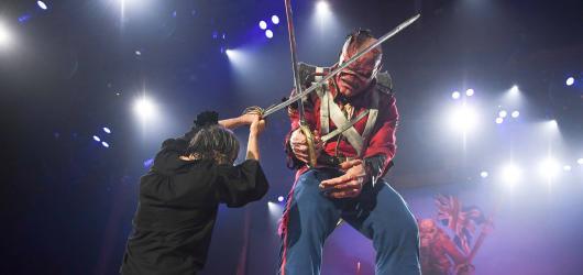 5 nejlepších písní kapely Iron Maiden