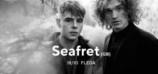 Podmanivé duo Seafret míří  do brněnské Flédy