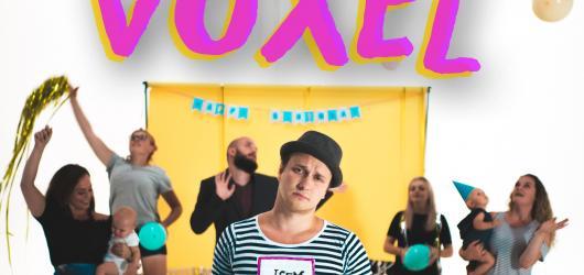 Zpěvák Voxel zve na své první sólové turné