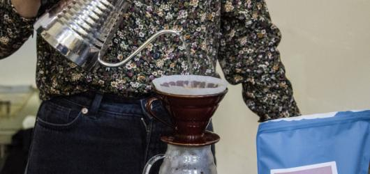Prague Coffee Festival nabídl prezentace a degustace desítek pražíren a kaváren