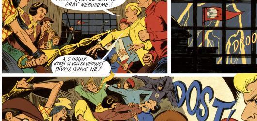 7 komiksů, které byste si zaručeně měli přečíst