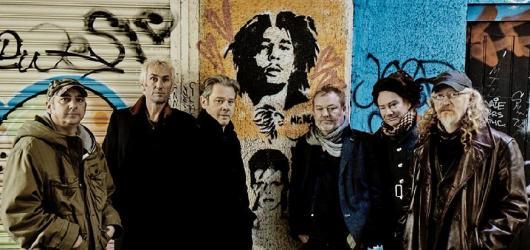 Levellers oslaví v Praze 30 let své hudební kariéry
