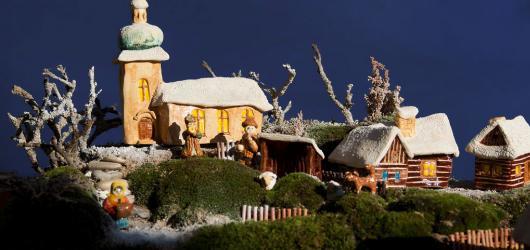 8 vánočních výstav v Praze