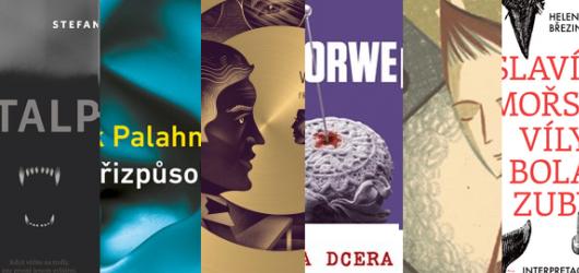 6 prosincových knižních novinek, které by vám neměly uniknout