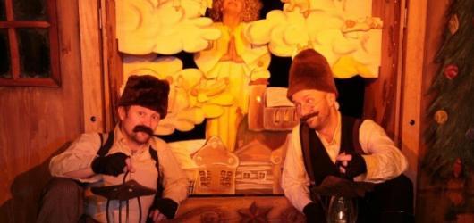 Divadlo Gong uvede na Štědrý den pohádku O zapomnětlivém psaníčkovém andělíčkovi