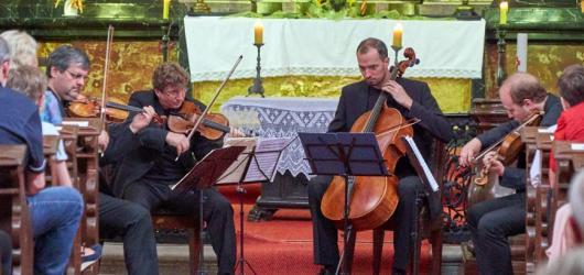 Hudební léto Kuks již po deváté láká příznivce klasické hudby