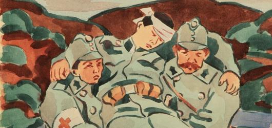Voják, diplomat a kreslíř. Villa Pellé přiblíží tvorbu generála, po němž nese jméno