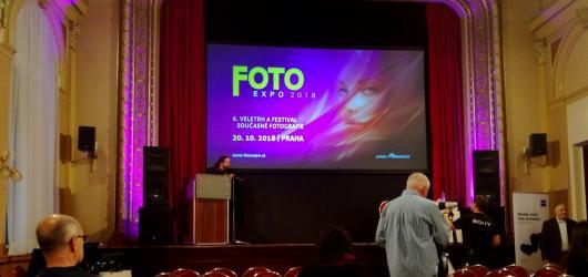 FotoExpo 2018: svátek všech milovníků fotografie nabídl maraton besed a seminářů i pestrou paletu novinek z oblasti fototechniky