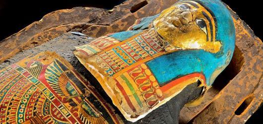 SOUTĚŽ: Největší sbírka mumií z celého světa dorazí do Prahy. Zasoutěžte si s námi o vstupenky na výstavu!