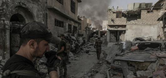 Nebezpečný i smělý příběh válečného Iráku. Jana Andert odhalila v Mosulu kdejaká srdce a natočila ambiciózní dokumentární debut