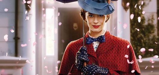 Disneyho vítr přivál zbytečnou Mary Poppins