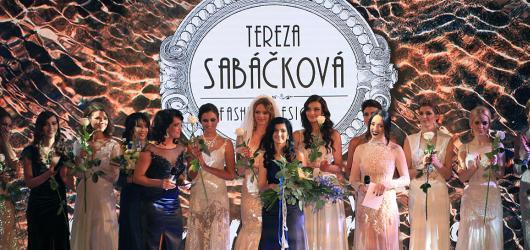 Všechny tváře vody představila návrhářka Tereza Sabáčková
