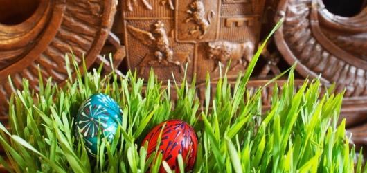 Hrady a zámky se probouzejí ze zimního spánku a lákají na speciální velikonoční program