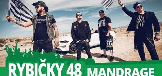 Den fotbalu v Poličce uvede oblíbené české kapely, chybět nebudou Mandrage, Rybičky 48 nebo Kali